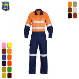Industry Reflective Work Safety Coverall Workwear Overall