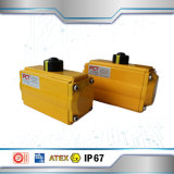 China Made Manufactory Single Double Acting Pneumatic Actuator
