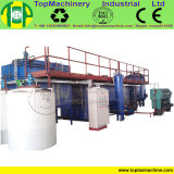 PE PP Film Crushing Washing Recycling Line Wastewater Treatment Plant