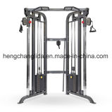 Multi-Functional Trainer Dual Adjustable Pulley Functional Equipment Body Building