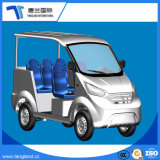 High Quality 5 Seater Electric Sightseeing Car with Good Price