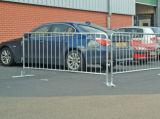 Road Steel Metal Portable Crowd Control Barrier