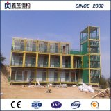 Flat Pack Modular Sandwich Panel Container House for Dormitory