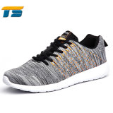 2018 New Style Product China Fashion High & Low Cut Wholesale Men & Women Knitting Shoes