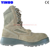 Genuine Leather Steel Toe Logger Army Military Tactical Boots