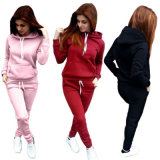 Wholesale Custom Gym Womens Blank Sports Tracksuit