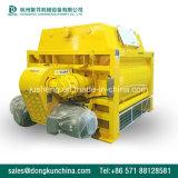 High Quality Mao 2000 Sicoma Electric Engine Twin Shaft Concrete Mixer