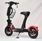 48V 20ah Mini Electric Scooter Folding Bike with 16inch