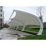 PVC PTFE Membrane Structure Construction Material