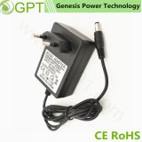 12V 2A 24W Universal CCTV Plug Wall AC to DC LED Power Adapter for LED Lighting/Strip Factory