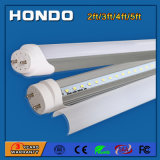 Ce RoHS FCC Approval 4FT 18W 120lm/W LED Tube Fluorescent with Isolated Driver