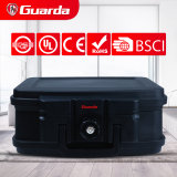 Waterproof Fireproof Safe Box with UL72 Certs for A5 and B5 Paper