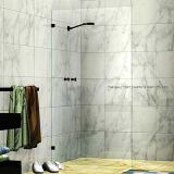 Simple Glass Walk in Shower Room for Bath Room, Fixed Shower Panel Glass