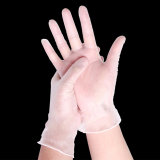 Instocked Cheap Disposable Safety Examination Gloves PVC Vinyl Gloves for Sale