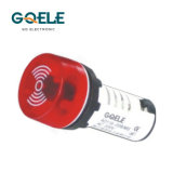 Ad116-22BS/Mfs Buzzer. Flashingbuzzer/White Body Short Red. Green. Buzzer