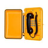 Heavy Duty Outdoor IP66 Weatherproof Tunnel Emergency Industrial Waterproof Telephone