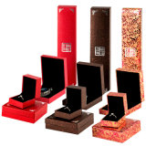 Wholesale Jewelry Boxes Cardboard Necklace Earrings Ring Bracelet Box Sets Packaging Cheap Sale Gift Box