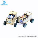 Intelligent Human Body Induction Car/Scientific Physics Experimental Educational Toys/DIY Technology Production/Steam Toys