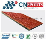 High Quality EPDM Synthetic Rubber Athletic Running Track for School Sport Training