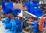 High Quality Double Nozzle Pelton Turbine / Water Turbine / Hydro Turbine