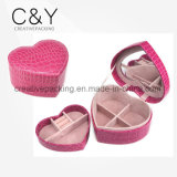 Pink Color Fashion Jewelry Box