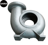 Grey, Ductile Iron Pump Body Sand Casting