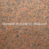 Polished Natural Maple Red G562 Granite Stone for Paving