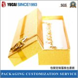 Golden Jewelry Gift Paper Box for Women