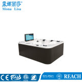 5 Person Acrylic TV Function Acceptable Outdoor SPA Tub (M-3304)