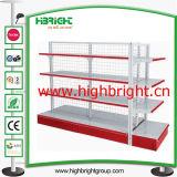 Back Wire Mesh Net Cheap Retail Store Gondola Shelves