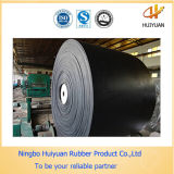 Rubber Conveyer Belt for Wood Pellet Production