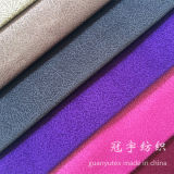 Upholstery Premium Soft Velvet Fabric Bonded for Home Uses