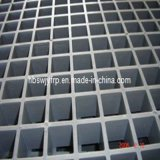 FRP Grating with ISO Certificate for Sewage Treatment Plant