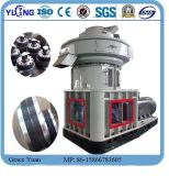 Xgj920 Vertical Ring Die Pellet Mill