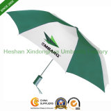 Two Fold Telescopic Semi-Automatic Umbrellas for Souvenirs (FU-2822ZFA)
