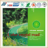 Environmental Protection Color Crystal Light Load Pavement with Best Price