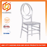 China Factory Clear Transparent Crystal Polycarbonate Resin Phoenix Infinity Chair