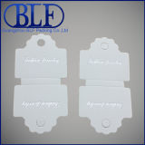 Hot Stamped Engraved Jewelry Tags (BLF-T038)