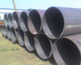 Grade B S235jr Spiral Steel Pipe Hot Rolled 44 Inches for Hydrocentralles China Factory
