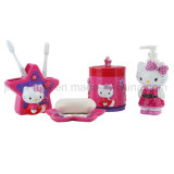 Wholesale Bath Products for Kids Wash Ware Accessory Set