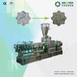 Twin Screw Extruder and Pelletizing Machine for Pet Recycling