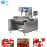 Automatic Commercial Industrial Steam Stainless Steel Jacketed Kettle for Fruit Jams Approved by Ce Certificate on Hot Sale