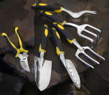 7PCS Durable Heavy Duty Aluminum Alloy Garden Tool Set