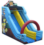 High Slide Bouncy Slide Inflatable Slide