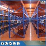 Heavy Duty 50mm Adjustable Long Span Metal Storage Shelving Rack