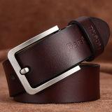 Fashion Cow Leather Ratchet Belts for Men Genuine Leather Belt