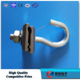 Stainless Steel Suspension Span Clamp FTTH Accessories