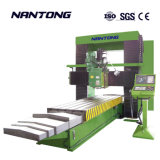 CNC Portal Milling Machine Moving Beam Powerful Strength for Metal Cleaning