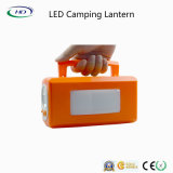 LED Outdoor Light Plastic Rechargeable Camping Lantern