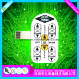 Professional Manufaturer Silver Printing Membrane Switch for Electronic